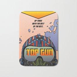 Top Gun Bath Mat