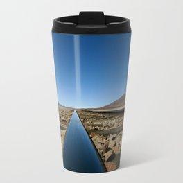 Long Line to Bolivia Travel Mug