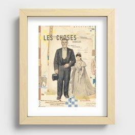 USUELLES Recessed Framed Print