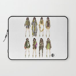 Desert Army  Laptop Sleeve