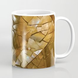 Traditional Hawaiian Mosaic Tile Designs Coffee Mug