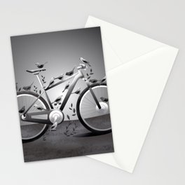 Seagulls and Bike Stationery Cards