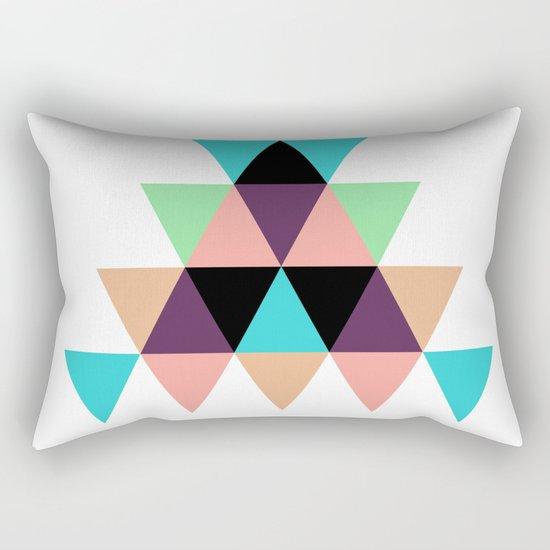 Janinna #2 Rectangular Pillow