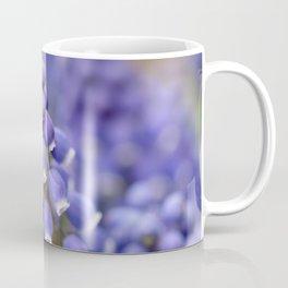 Macro Grape Hyacinth 2 Coffee Mug
