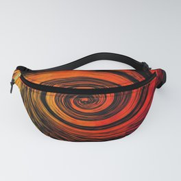 Center of The Vortex Warm 1 Fanny Pack