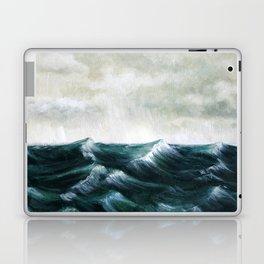Storm Sea Laptop & iPad Skin