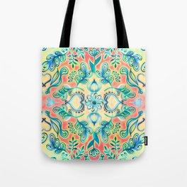 Summer Island Dreams Tote Bag