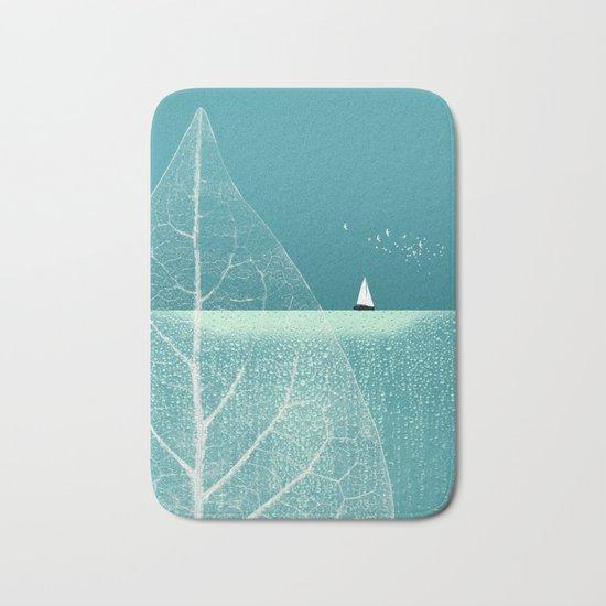 Ocean Wonderland II Bath Mat