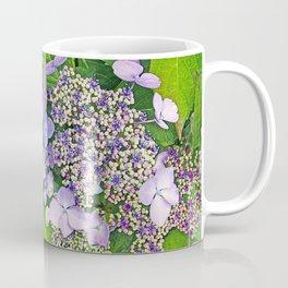 MAGIC LACECAP HYDRANGEA Coffee Mug