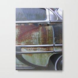 Fresh Prints on Bel Air Metal Print