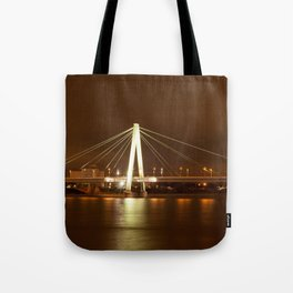 Cologne at Night Tote Bag