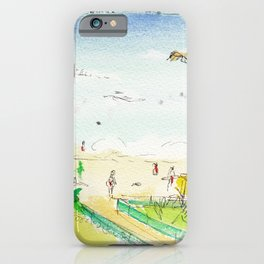 Rainbow Bay, Qld. Australia iPhone Case