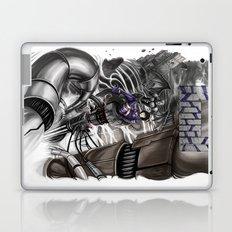 BounD Issue #2 Cover (large logo) Laptop & iPad Skin