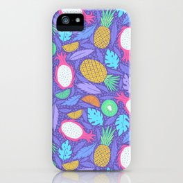 Summer Fruit iPhone Case