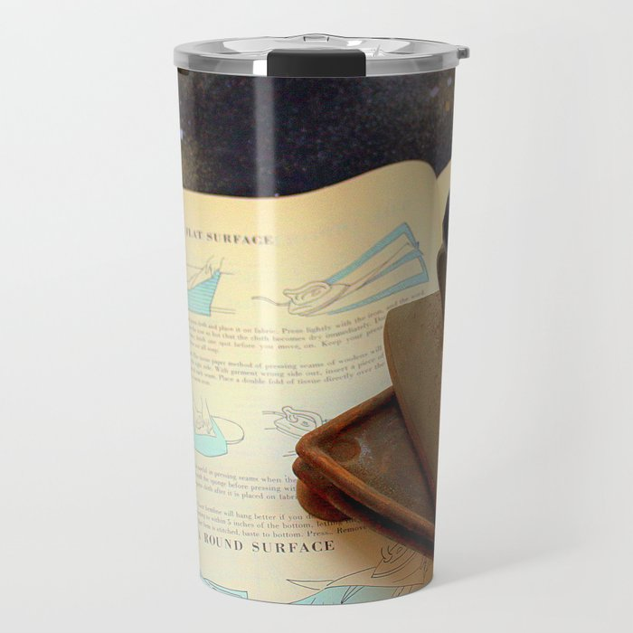 Gone To Press Travel Mug