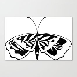 Butterflower #02 Canvas Print