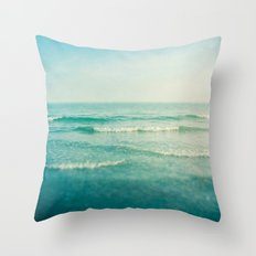 only this moment 2 Throw Pillow