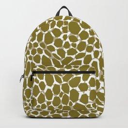 Giraffe (Khaki) Backpack