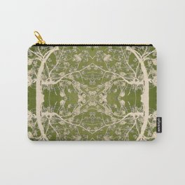 Pattern of Flowering Branches Carry-All Pouch