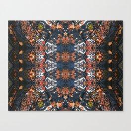 Autumnal mosaic Canvas Print