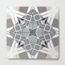 Mandala21 Metal Print