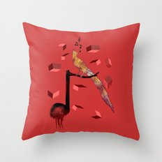 ADAR V2 Throw Pillow
