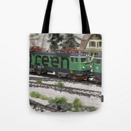 Green Cargo Tote Bag