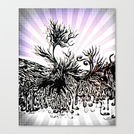 growing Canvas Print