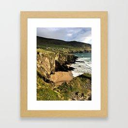 Dingle Peninsula III Framed Art Print