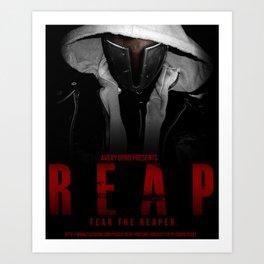 Reap Poster 3 Art Print