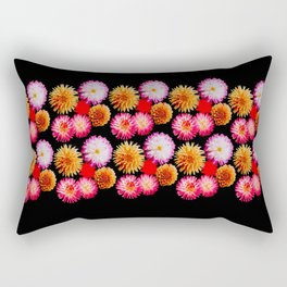 Dahlias Rectangular Pillow