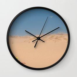 Holidays Wall Clock