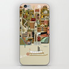 Dubuque iPhone & iPod Skin