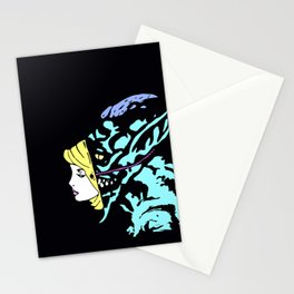 """""""AVA'S POSSESSIONS"""" ARTWORK Stationery Cards"""