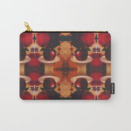 Apple of my Eye Photographic Pattern #2 Carry-All Pouch