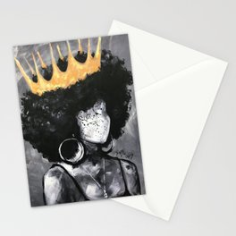 Naturally Queen II Stationery Cards