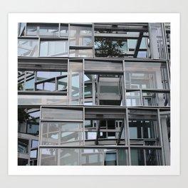 NYC Condo Art Print