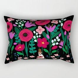 Little Reader Rectangular Pillow