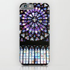 Window of Notre Dame. iPhone 6s Slim Case