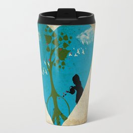 cultivating peace Travel Mug