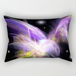 Dancing Elves Rectangular Pillow