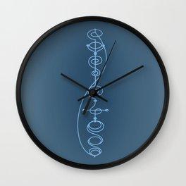 Pon Farr (Vulcan Sexy Times) Wall Clock