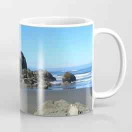 Beauty On Ruby Beach Coffee Mug
