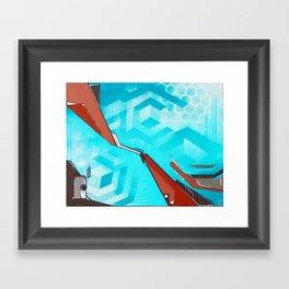 Merchant Framed Art Print