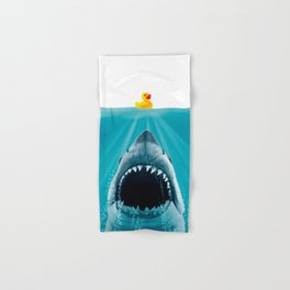 Save Ducky Hand & Bath Towel