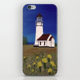 Cape Blanco lighthouse/ Oregon iPhone Skin