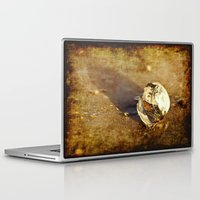 seashell Laptop & iPad Skins featuring Seashell by Svetlana Sewell