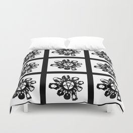 The night they summoned the demon R.H.L. Duvet Cover