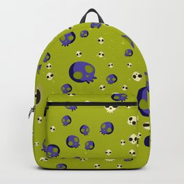 """""""Halloween Party (Pattern)"""" Backpack"""