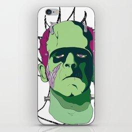 Frankenstein iPhone Skin